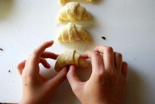 Тесто на круассаны простой рецепт пошагово