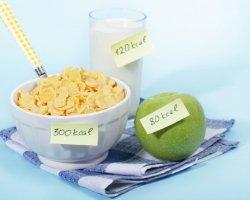 План питания для похудения на неделю 1200 ккал таблица