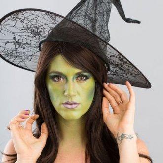 Нос ведьмы своими руками