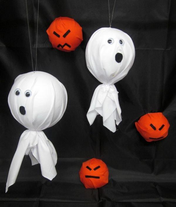 Для хэллоуина поделки своими руками