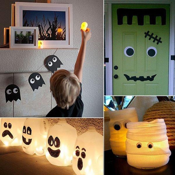 Поделки на хэллоуин своими руками в домашних условиях 64