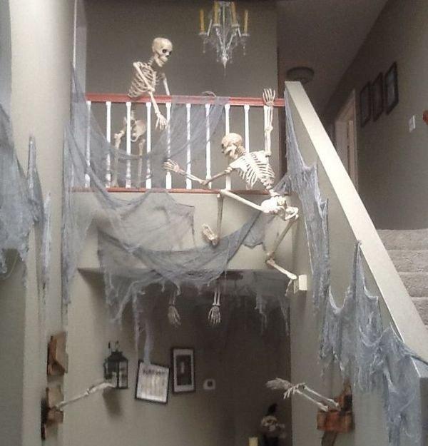 Комната для хэллоуина своими руками
