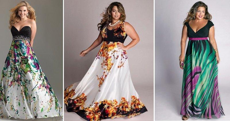 Платья 2017 года