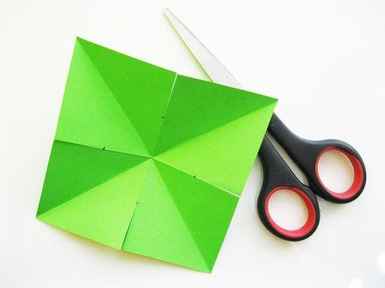 Как сделать звезду из бумаги своими руками