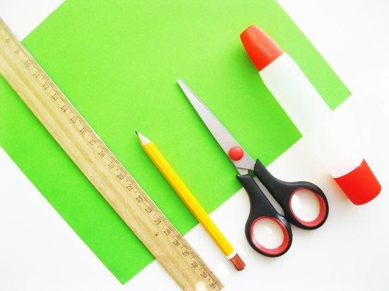 Как сделать верхушку из бумаги своими руками