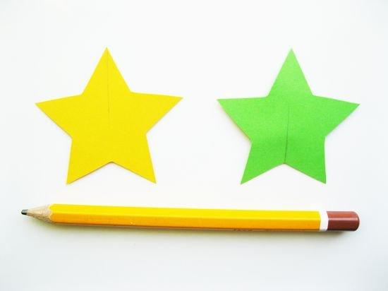 Звездочки из бумаги своими руками как сделать