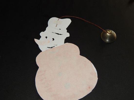 Как сделать снеговика своими руками из бумаги