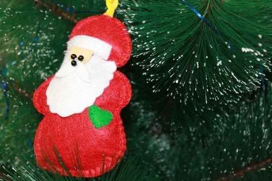 Новогодние игрушки своими руками пошаговая инструкция из