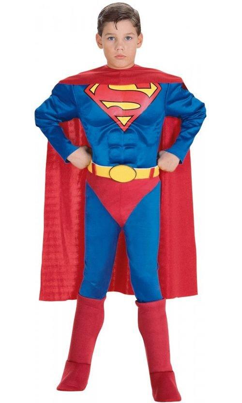 Новогодние костюм супермена своими руками