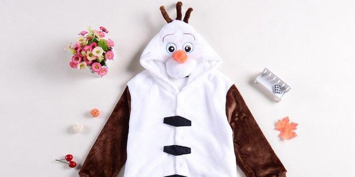 как сделать маскарад снеговика