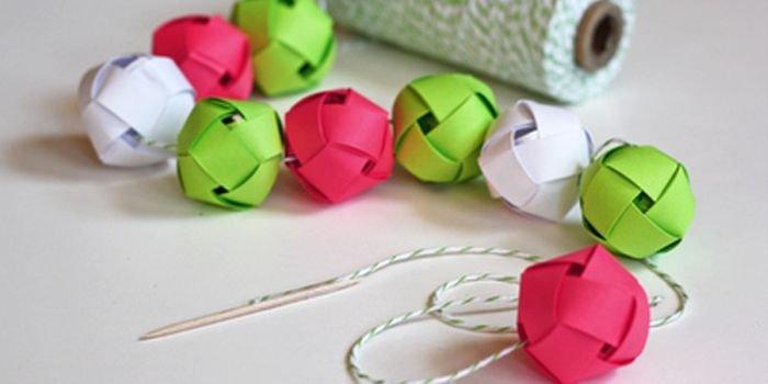 Новогодние шары своими руками пошаговая инструкция