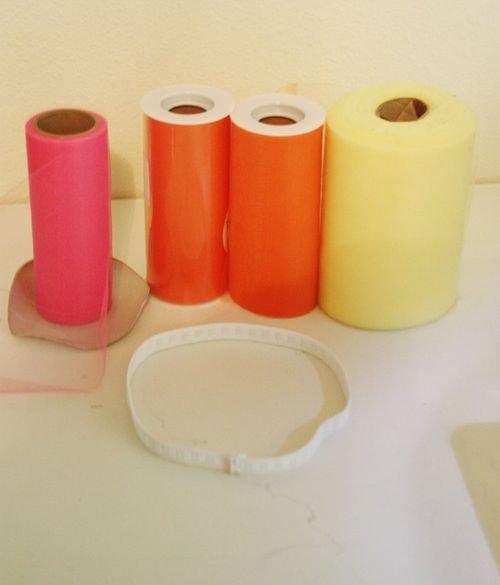 Резинки из лент своими руками пошаговая инструкция фото