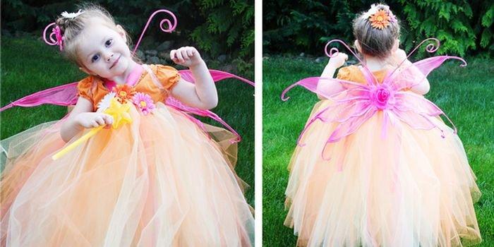 Платья фей для детей