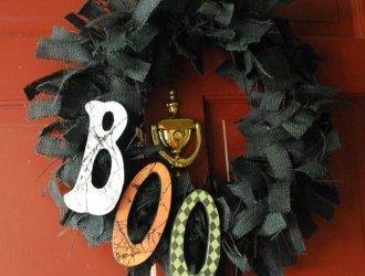 Поделки на Хэллоуин своими руками, идеи из бумаги