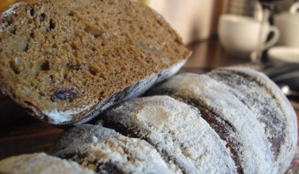 Хлеб без дрожжей без кефира в мультиварке рецепты пошагово 74