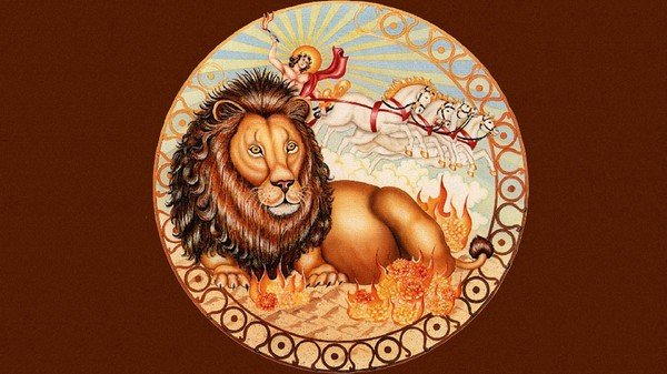 Год кота мужчина лев