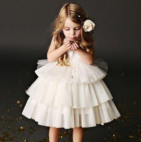 Платья для девочек новогодние снежинки