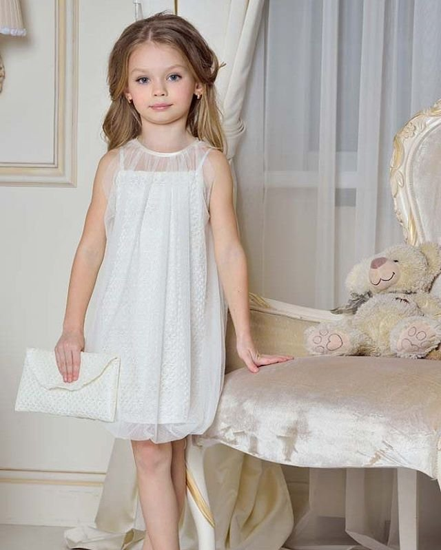 Красивые платья для девочек 3 5 лет
