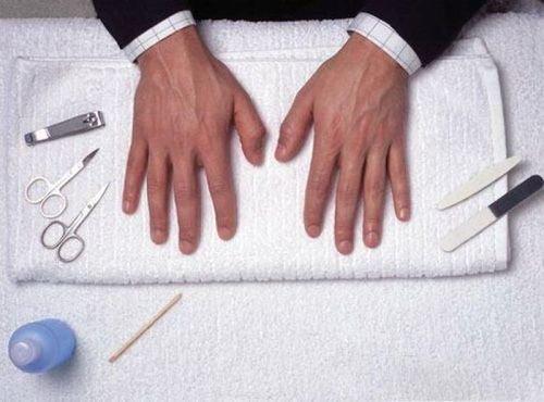 Как правильно сделать необрезной маникюр в домашних условиях пошагово