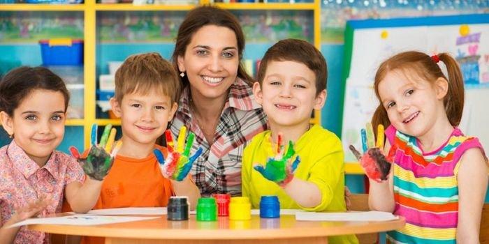 Первый день знакомства воспитателя с детьми в детском саду знакомства каменец подольский все фото