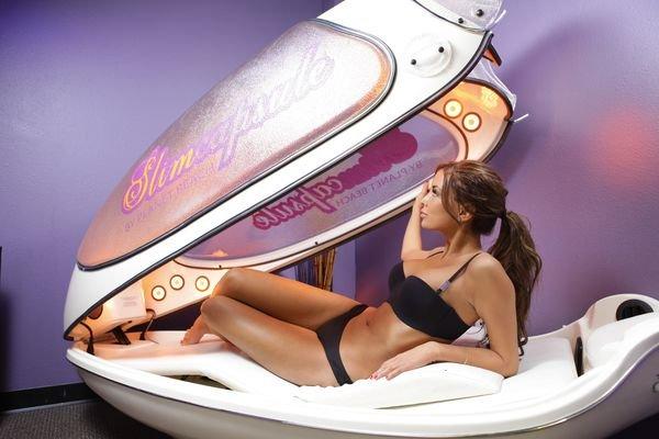 SPA капсула (СПА ванна) - фото, цены, отзывы