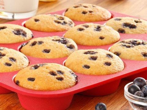 Рецепт кекса творожного в силиконовых формах рецепты 30