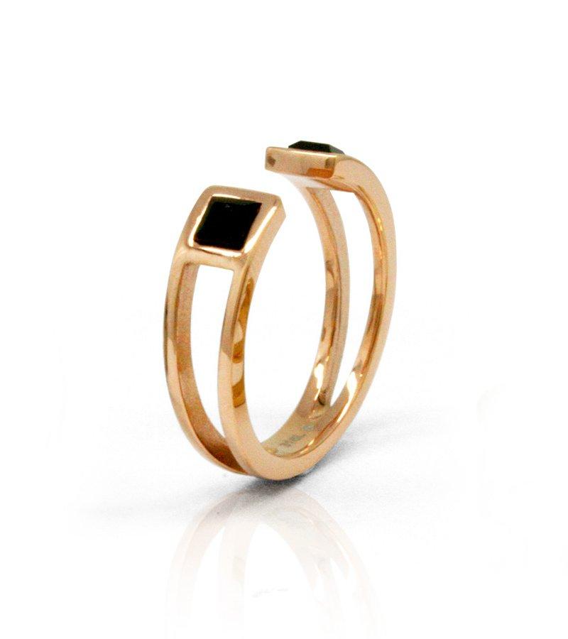 Широкие кольца модные