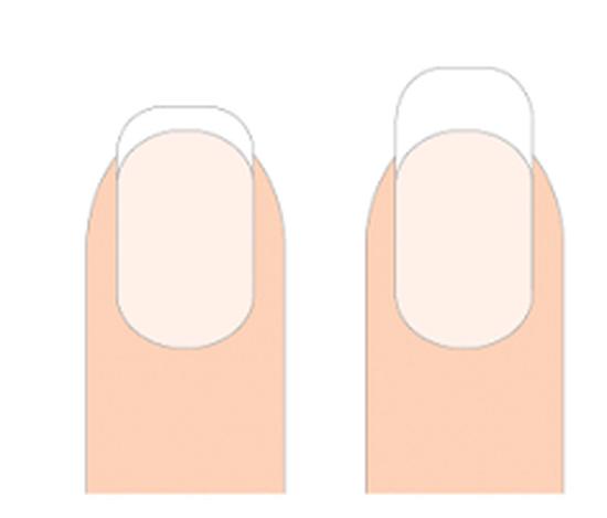 Как придавать форму ногтям