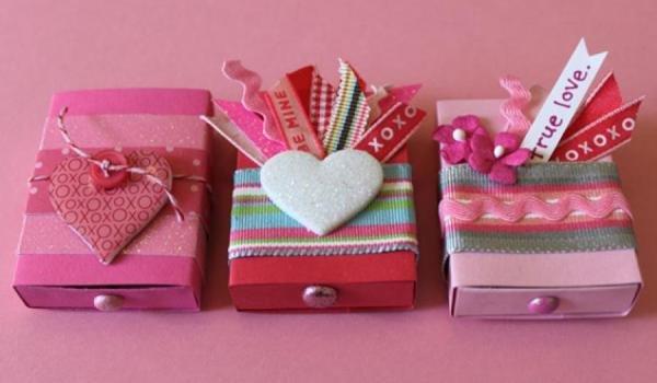 Подарок для любимого просто так своими руками