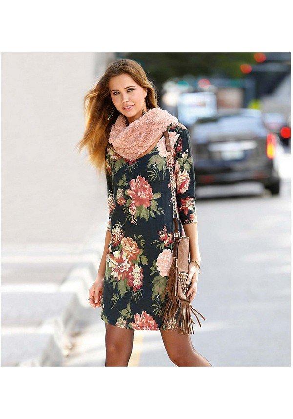 Как выбрать платья для маленького роста