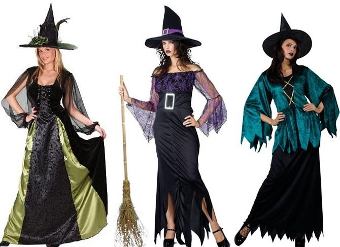 Идея для костюма хэллоуин своими руками