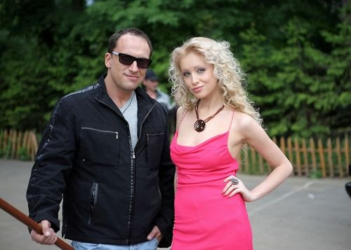 фото дмитрий нагиев с семьей