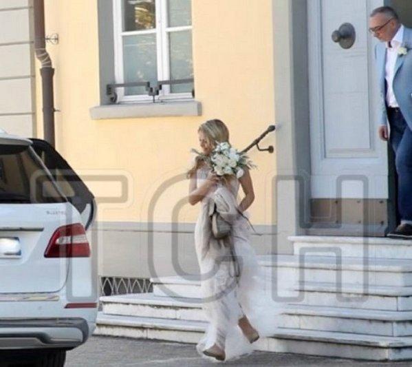 Фото свадьбы брежневой и меладзе фото