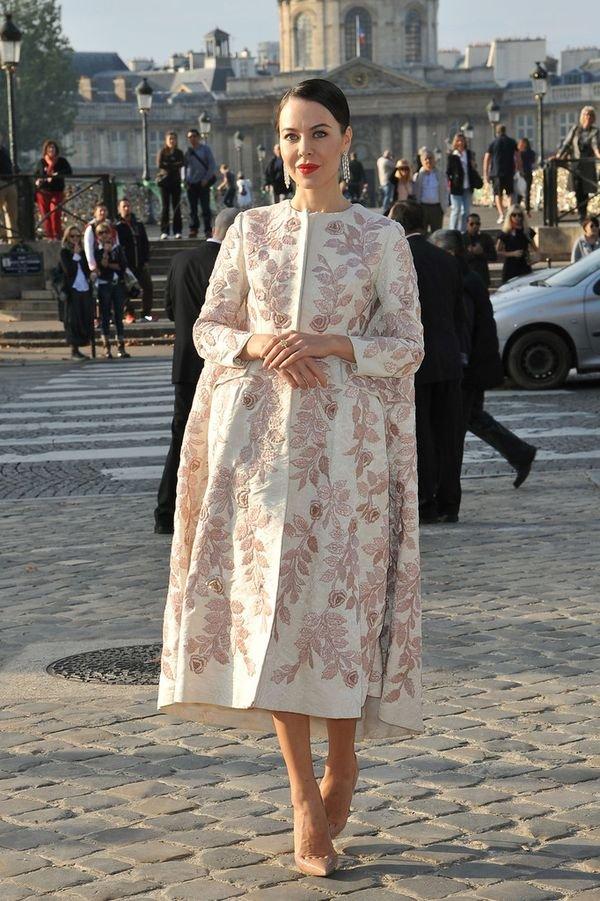 Королевский стиль платья