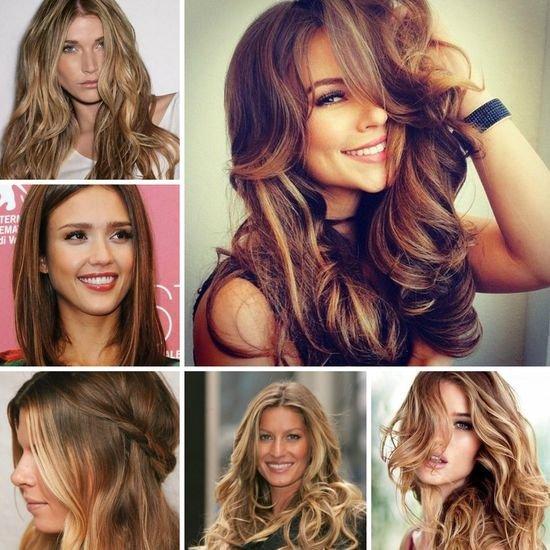 Цвета для окрашивания волос