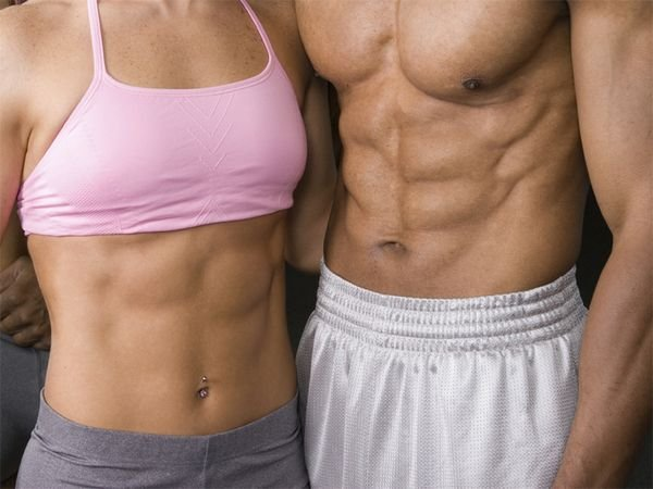 как убрать жир со спины и боков