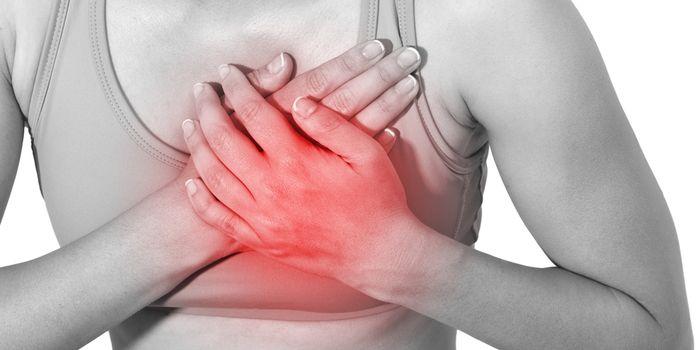 жжение в грудной клетке и учащенный пульс