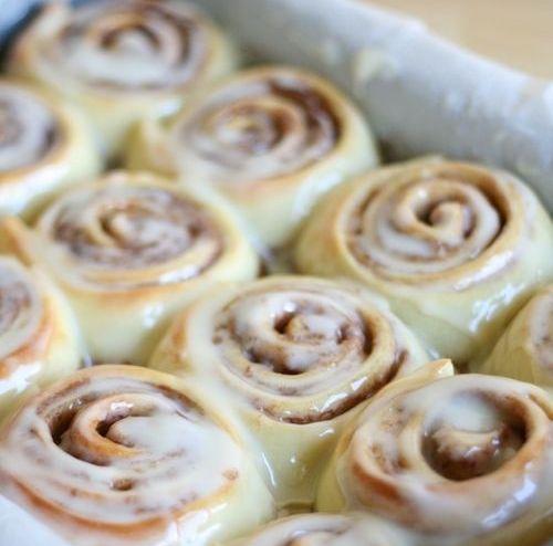 Рецепты булочек с корицей как синнабон Официальный сайт 3