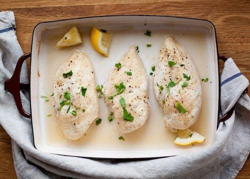 Рецепты куриного филе в духовке с молоком пошагово