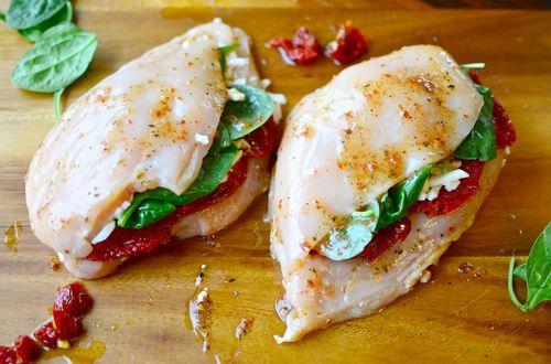 Крылышки с картошкой и сыром в духовке рецепт с фото