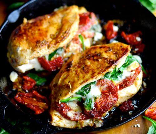 Вкусные рецепты из грудки куриной