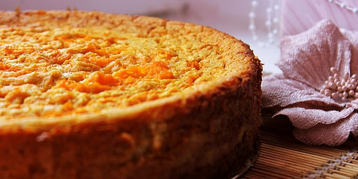 рецепт морковной творожной запеканки в духовке