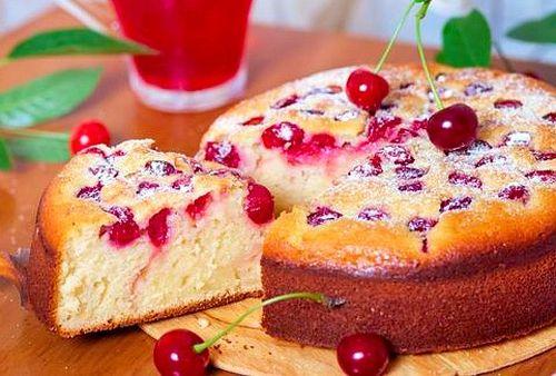 Простой пирога не сладкого