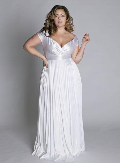 Красивые платья для нестандартных фигур