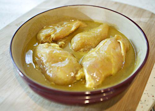 как замариновать курицу для духовки рецепт с фото