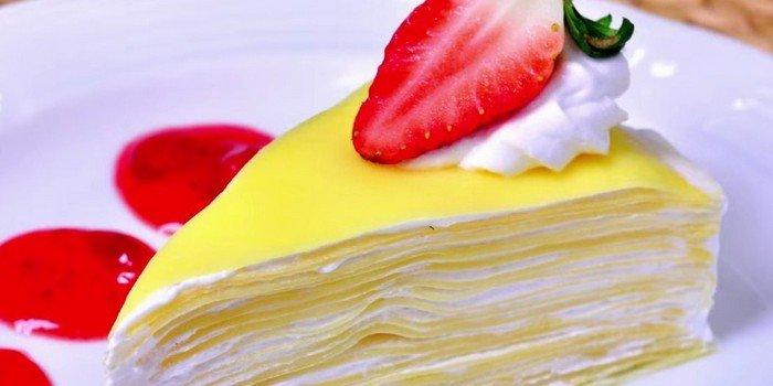 блинный торт лучшие рецепты