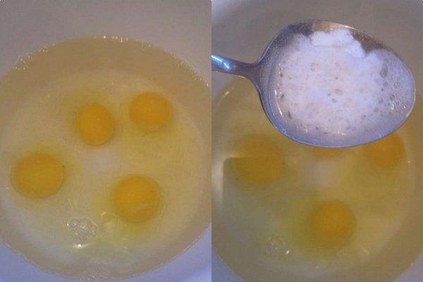 блины с яйцом рецепт классический