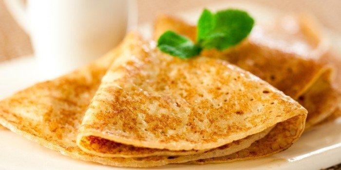 блинчиков Рецепт мясом вкусных с