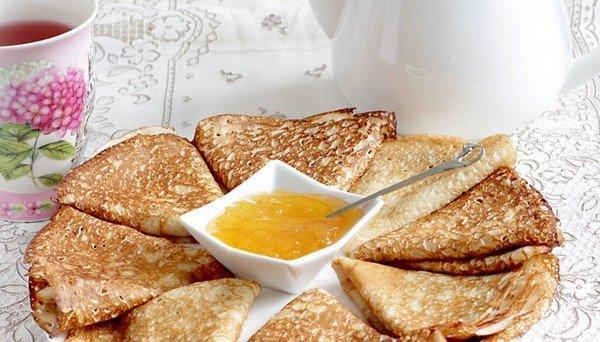 гороховые блины рецепт на сковороде