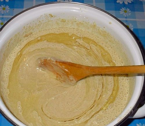 Как сделать блины на молоке с сухими дрожжами